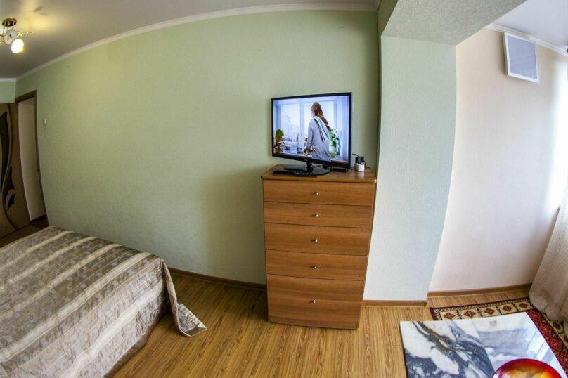 2-комн. квартира, 50 кв.м. на 5 человек, проспект Мира, 5, Кисловодск - Фотография 22