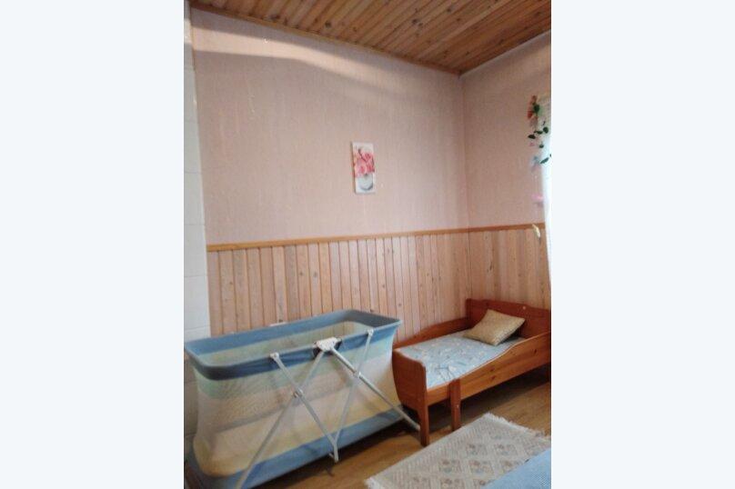 Дом, 120 кв.м. на 8 человек, 2 спальни, Куркиёки, Зелёная улица, 57, Лахденпохья - Фотография 15