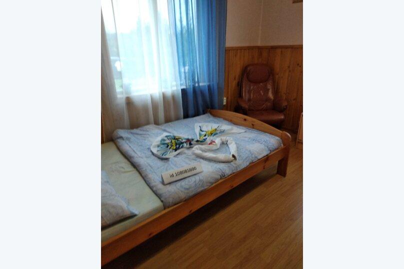 Дом, 120 кв.м. на 8 человек, 2 спальни, Куркиёки, Зелёная улица, 57, Лахденпохья - Фотография 16
