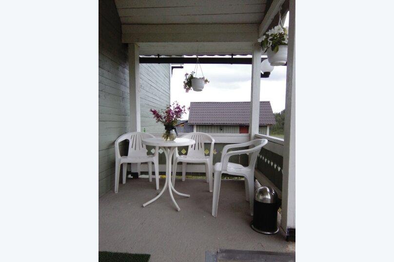 Дом, 120 кв.м. на 8 человек, 2 спальни, Куркиёки, Зелёная улица, 57, Лахденпохья - Фотография 18