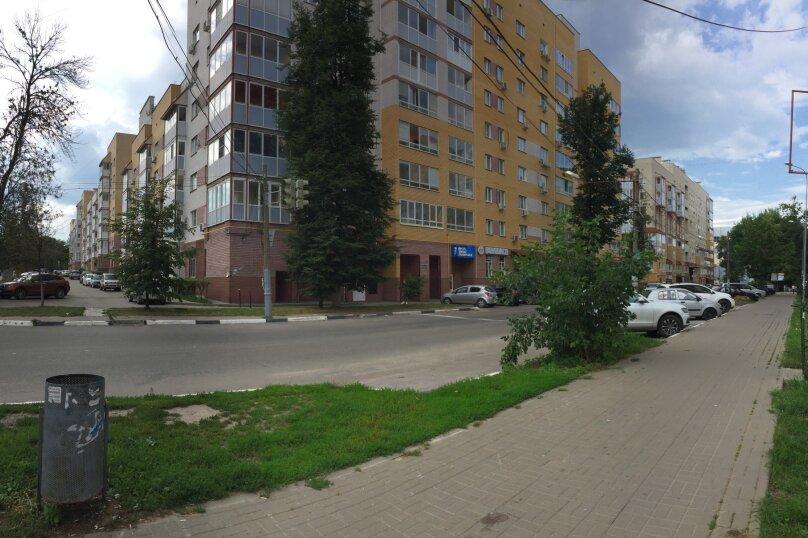 1-комн. квартира, 72 кв.м. на 4 человека, улица Генкиной, 42/15, Нижний Новгород - Фотография 2