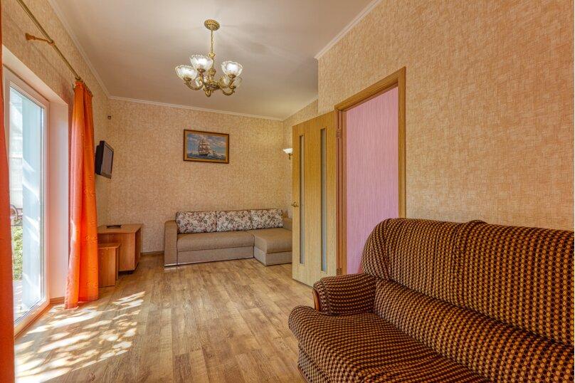 4-х местный, улица Горького, 3, Алушта - Фотография 2