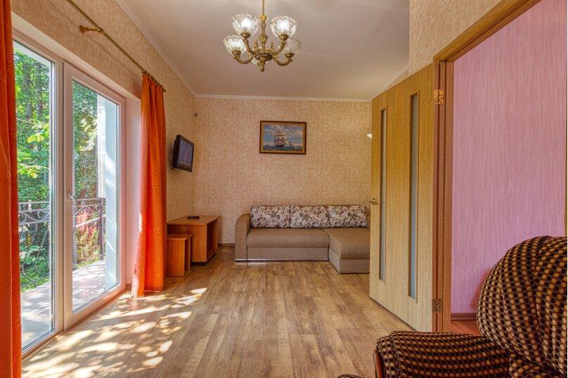 4-х местный, улица Горького, 3, Алушта - Фотография 1