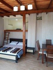 Домик в саду в арт-усадьбе, 35 кв.м. на 5 человек, 1 спальня, Солнечная улица, 13, Алупка - Фотография 1