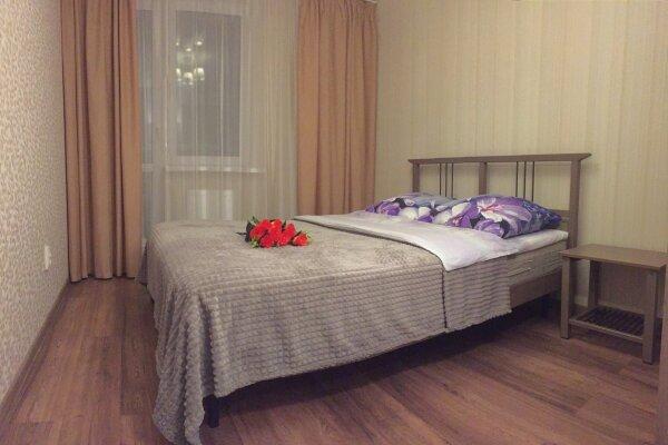 1-комн. квартира, 43 кв.м. на 2 человека, Краснозвёздная улица, 35, Нижний Новгород - Фотография 1