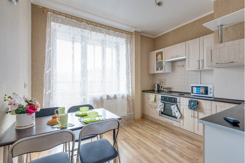 1-комн. квартира, 45 кв.м. на 3 человека, проспект Космонавтов, 65к11, Санкт-Петербург - Фотография 6