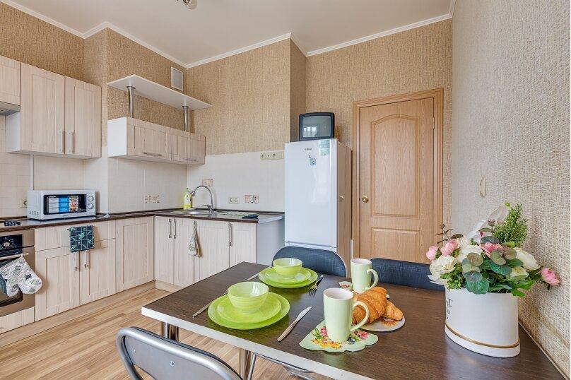 1-комн. квартира, 45 кв.м. на 3 человека, проспект Космонавтов, 65к11, Санкт-Петербург - Фотография 7