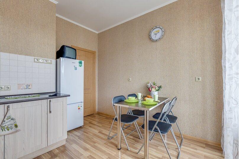 1-комн. квартира, 45 кв.м. на 3 человека, проспект Космонавтов, 65к11, Санкт-Петербург - Фотография 8