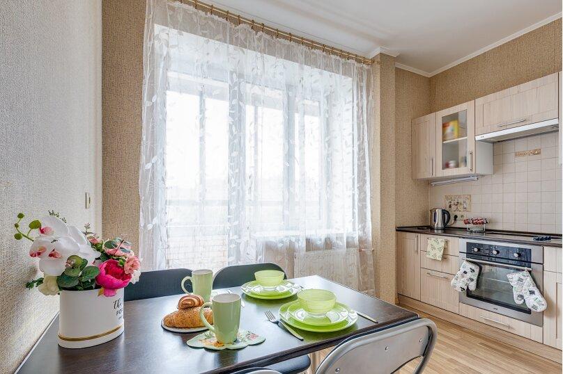 1-комн. квартира, 45 кв.м. на 3 человека, проспект Космонавтов, 65к11, Санкт-Петербург - Фотография 9