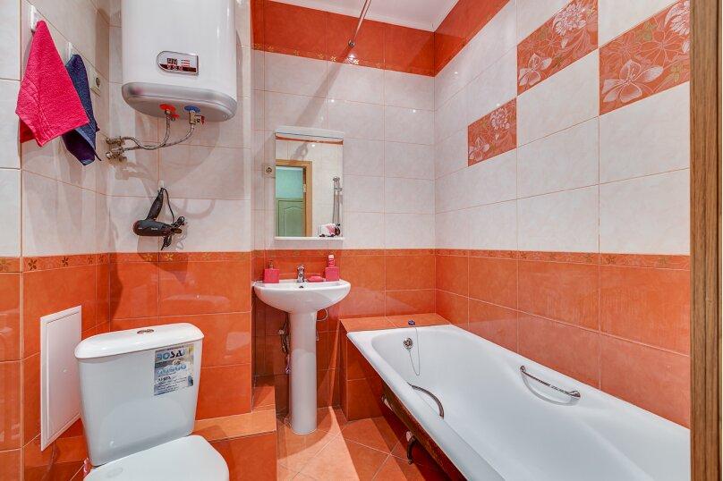 1-комн. квартира, 45 кв.м. на 3 человека, проспект Космонавтов, 65к11, Санкт-Петербург - Фотография 10