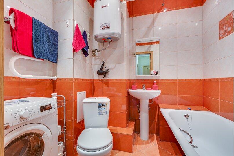 1-комн. квартира, 45 кв.м. на 3 человека, проспект Космонавтов, 65к11, Санкт-Петербург - Фотография 11