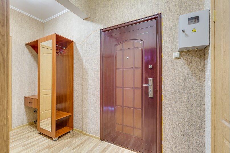 1-комн. квартира, 45 кв.м. на 3 человека, проспект Космонавтов, 65к11, Санкт-Петербург - Фотография 14