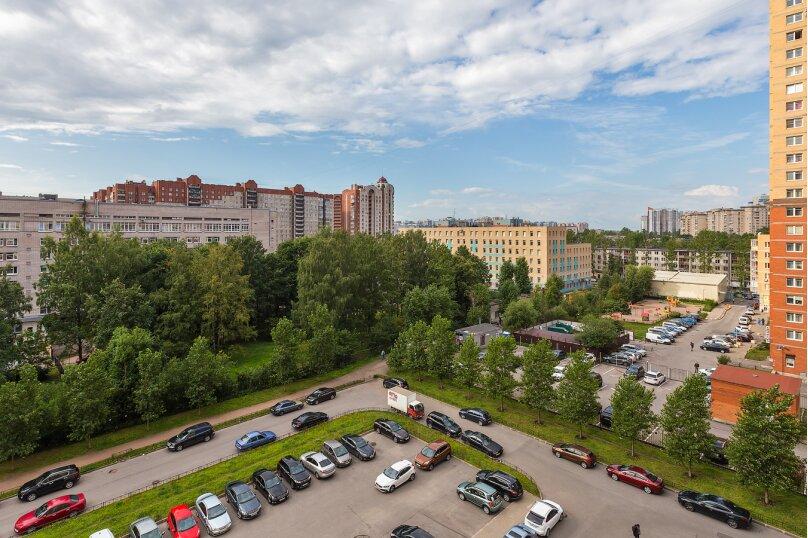 1-комн. квартира, 45 кв.м. на 3 человека, проспект Космонавтов, 65к11, Санкт-Петербург - Фотография 16