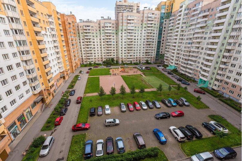 1-комн. квартира, 45 кв.м. на 3 человека, проспект Космонавтов, 65к11, Санкт-Петербург - Фотография 17