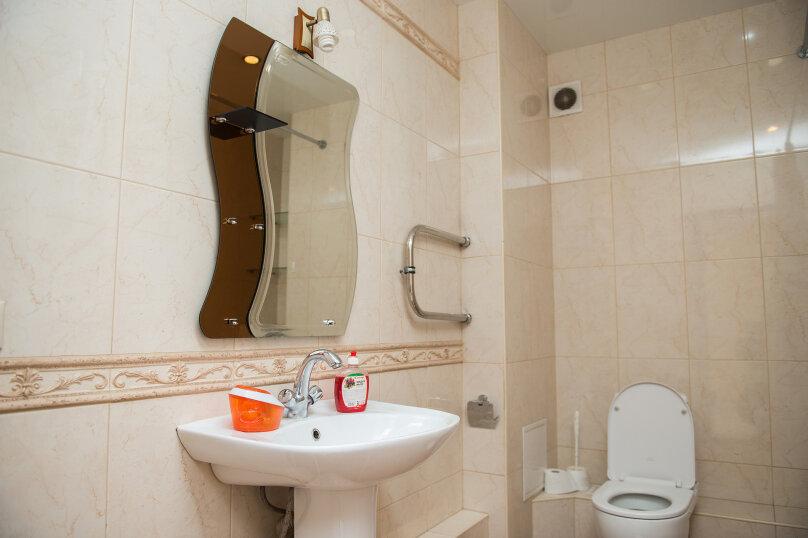1-комн. квартира, 65 кв.м. на 4 человека, улица Дзержинского, 20, Иркутск - Фотография 12