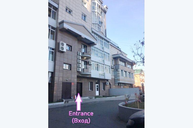 1-комн. квартира, 65 кв.м. на 4 человека, улица Дзержинского, 20, Иркутск - Фотография 21