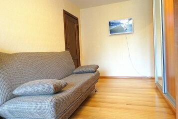 3-комн. квартира, 55 кв.м. на 4 человека, улица Баженова, 12, Тула - Фотография 1