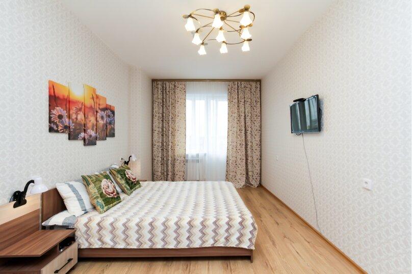 1-комн. квартира, 38 кв.м. на 4 человека, улица Гоголя, 26, Новосибирск - Фотография 1
