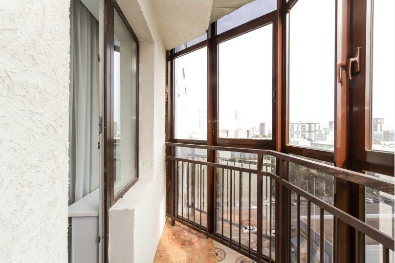 1-комн. квартира, 38 кв.м. на 4 человека, улица Гоголя, 26, Новосибирск - Фотография 4