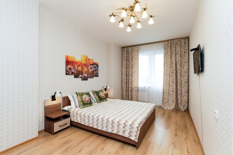 1-комн. квартира, 38 кв.м. на 4 человека, улица Гоголя, 26, Новосибирск - Фотография 6
