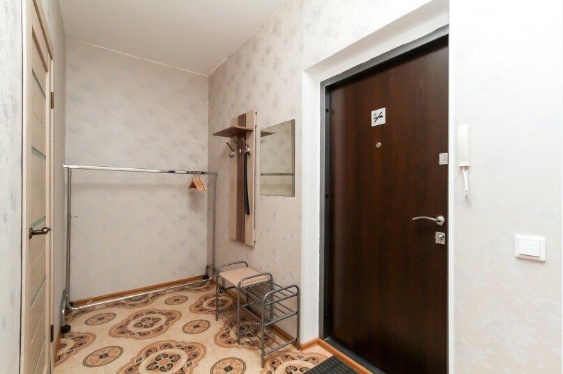 1-комн. квартира, 38 кв.м. на 4 человека, улица Гоголя, 26, Новосибирск - Фотография 15