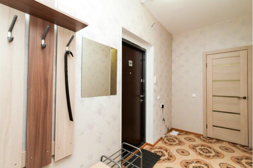 1-комн. квартира, 38 кв.м. на 4 человека, улица Гоголя, 26, Новосибирск - Фотография 17
