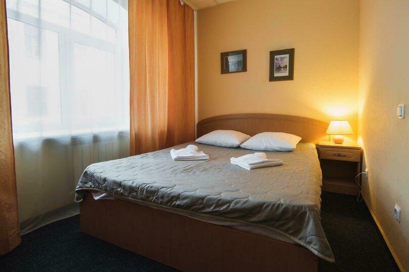 Стандартный двухместный номер с 1 кроватью и собственной ванной комнатой , 1-я Советская улица, 10Г, Санкт-Петербург - Фотография 1