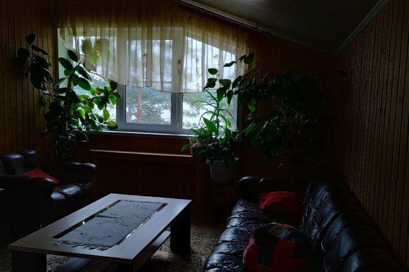Коттедж в дачном кооперативе, 150 кв.м. на 8 человек, 4 спальни, Сад.уч. Зеленый мыс, № участка 24, Сортавала - Фотография 30