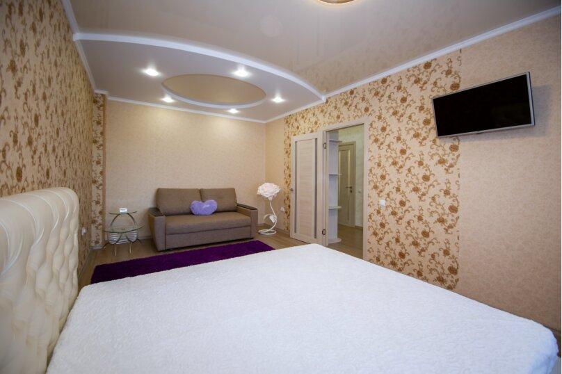 1-комн. квартира, 50 кв.м. на 4 человека, Гостенская улица, 16, Белгород - Фотография 2