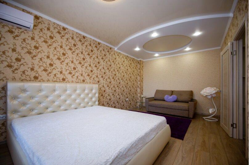 1-комн. квартира, 50 кв.м. на 4 человека, Гостенская улица, 16, Белгород - Фотография 3