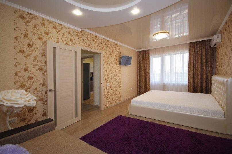 1-комн. квартира, 50 кв.м. на 4 человека, Гостенская улица, 16, Белгород - Фотография 5