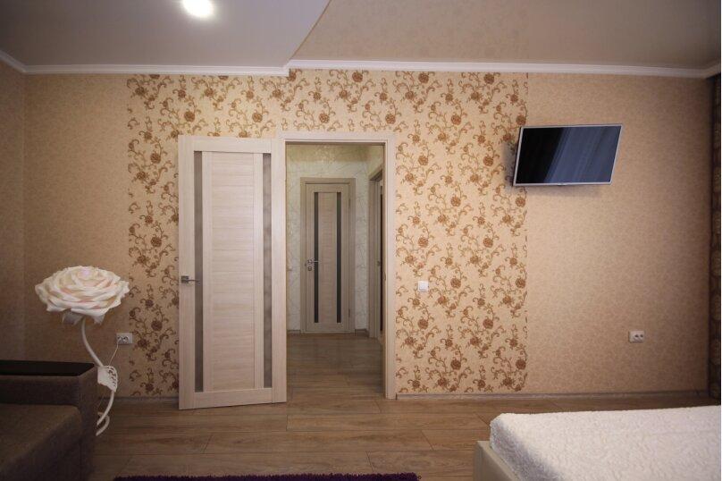 1-комн. квартира, 50 кв.м. на 4 человека, Гостенская улица, 16, Белгород - Фотография 7