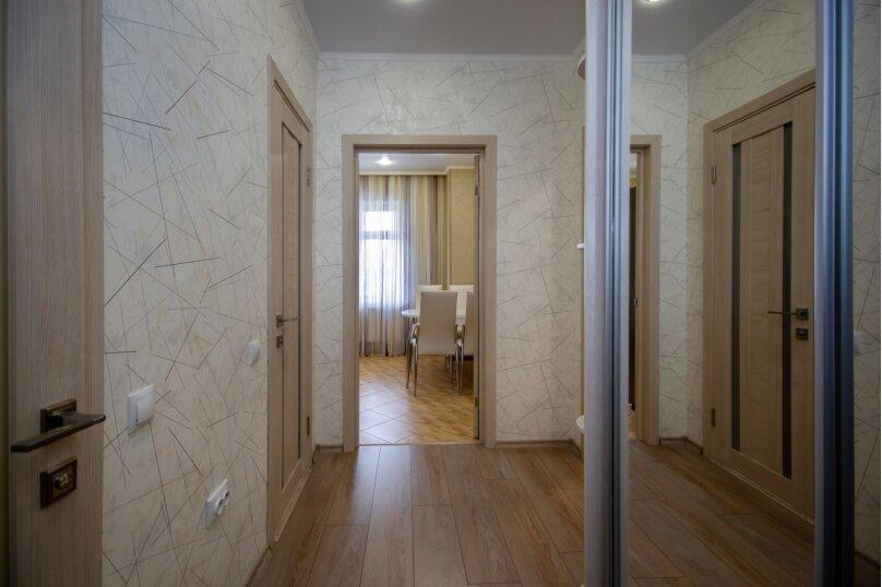 1-комн. квартира, 50 кв.м. на 4 человека, Гостенская улица, 16, Белгород - Фотография 10