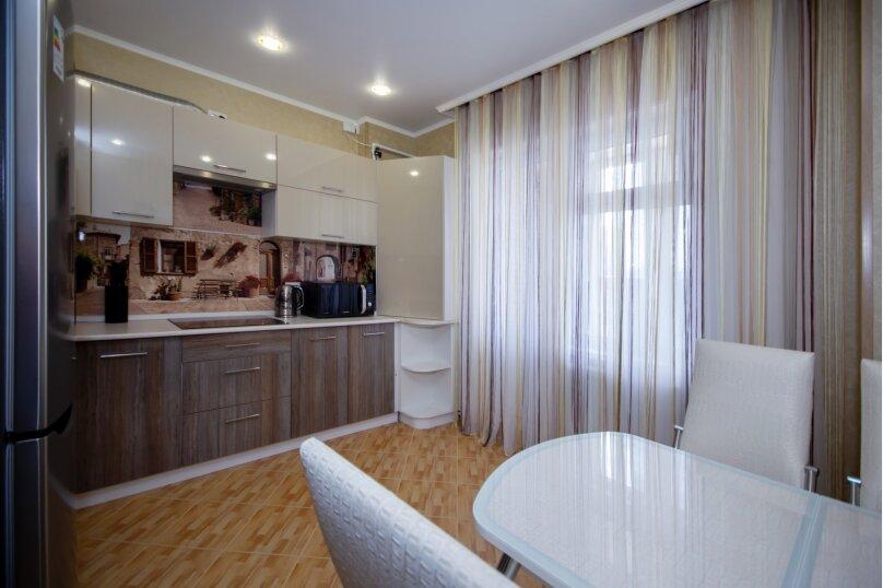 1-комн. квартира, 50 кв.м. на 4 человека, Гостенская улица, 16, Белгород - Фотография 11