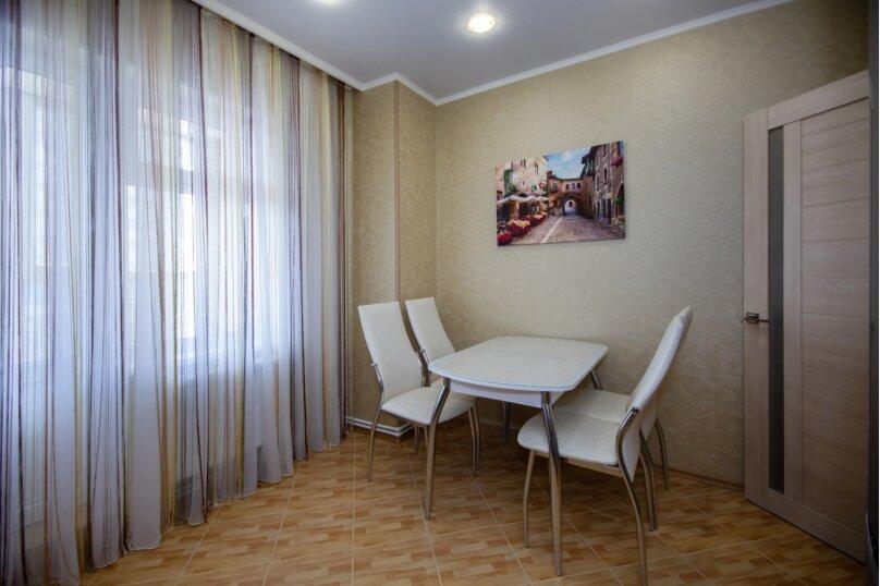 1-комн. квартира, 50 кв.м. на 4 человека, Гостенская улица, 16, Белгород - Фотография 18
