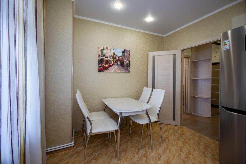 1-комн. квартира, 50 кв.м. на 4 человека, Гостенская улица, 16, Белгород - Фотография 19