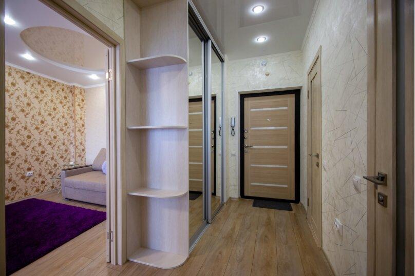 1-комн. квартира, 50 кв.м. на 4 человека, Гостенская улица, 16, Белгород - Фотография 20