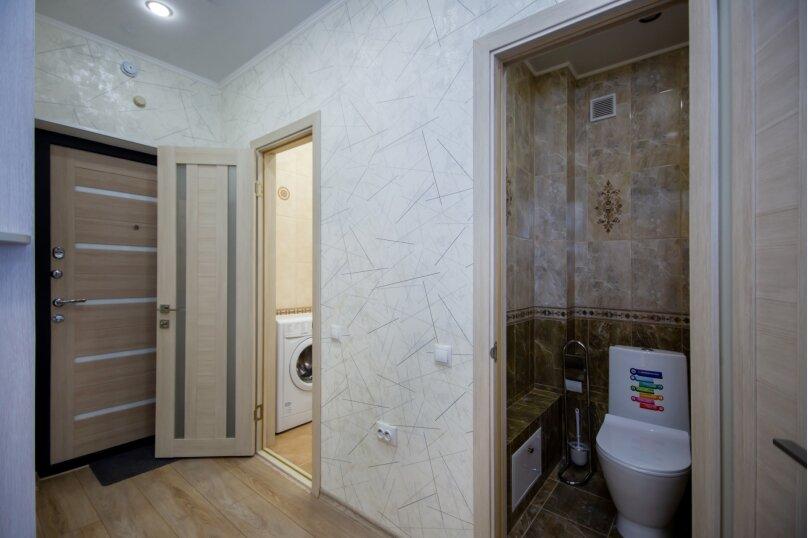 1-комн. квартира, 50 кв.м. на 4 человека, Гостенская улица, 16, Белгород - Фотография 21