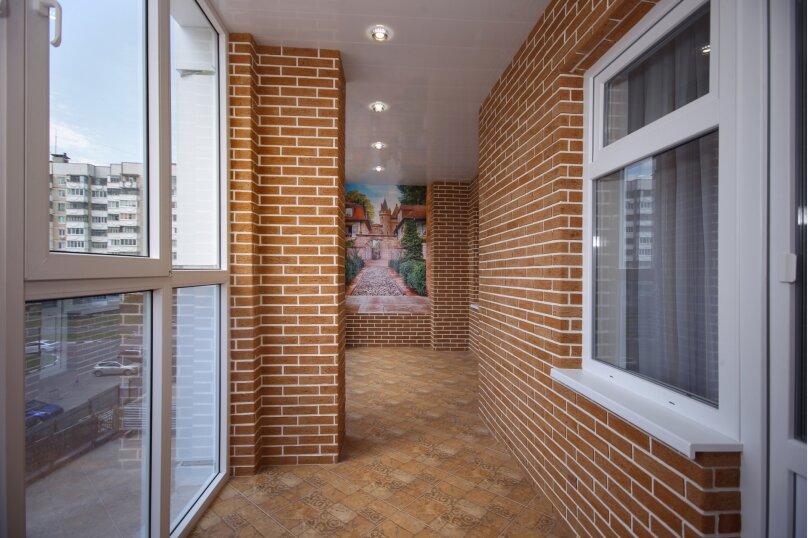 1-комн. квартира, 50 кв.м. на 4 человека, Гостенская улица, 16, Белгород - Фотография 23