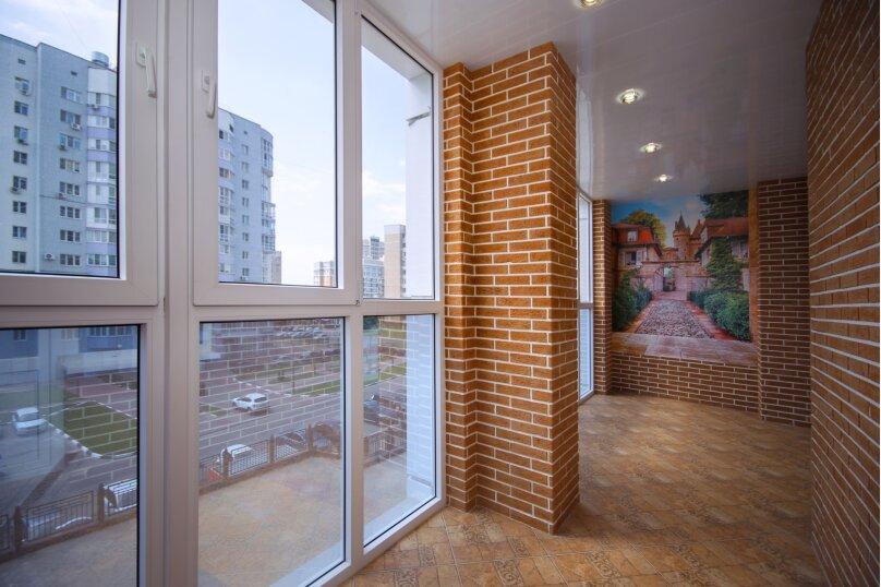 1-комн. квартира, 50 кв.м. на 4 человека, Гостенская улица, 16, Белгород - Фотография 24
