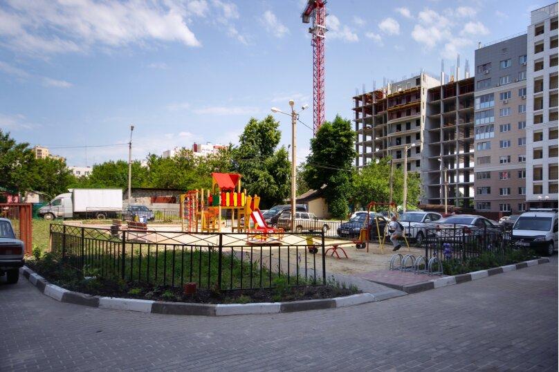 1-комн. квартира, 50 кв.м. на 4 человека, Гостенская улица, 16, Белгород - Фотография 26