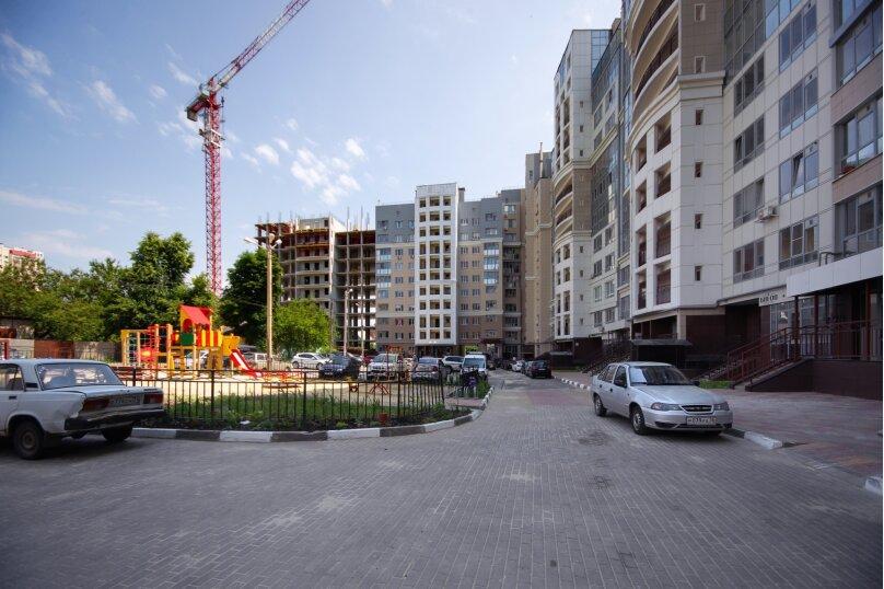 1-комн. квартира, 50 кв.м. на 4 человека, Гостенская улица, 16, Белгород - Фотография 27