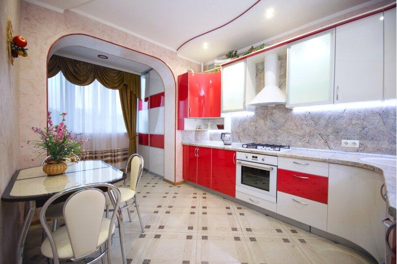 1-комн. квартира, 52 кв.м. на 4 человека, улица Лермонтова, 19А, Белгород - Фотография 2