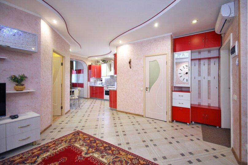 1-комн. квартира, 52 кв.м. на 4 человека, улица Лермонтова, 19А, Белгород - Фотография 8