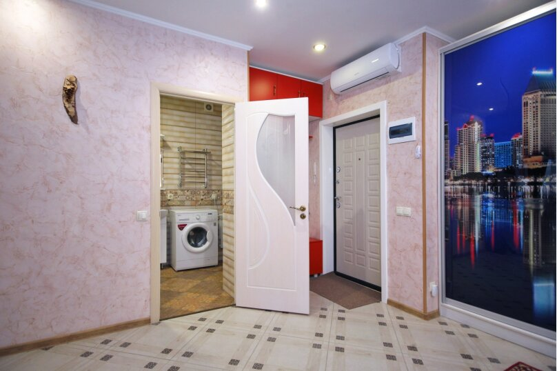 1-комн. квартира, 52 кв.м. на 4 человека, улица Лермонтова, 19А, Белгород - Фотография 9