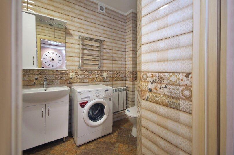 1-комн. квартира, 52 кв.м. на 4 человека, улица Лермонтова, 19А, Белгород - Фотография 11