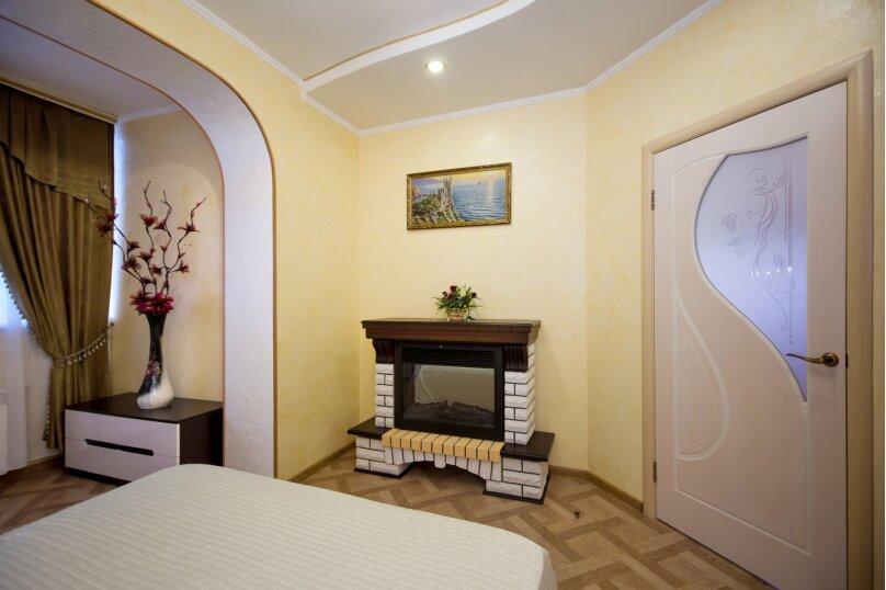 1-комн. квартира, 52 кв.м. на 4 человека, улица Лермонтова, 19А, Белгород - Фотография 12