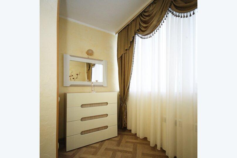 1-комн. квартира, 52 кв.м. на 4 человека, улица Лермонтова, 19А, Белгород - Фотография 13