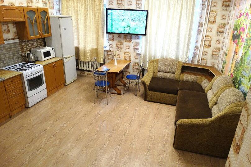 2-комн. квартира, 55 кв.м. на 4 человека, проспект Ленина, 86, Тула - Фотография 7