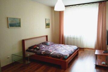 1-комн. квартира, 41 кв.м. на 4 человека, 33 мкр., 1, Ангарск - Фотография 1